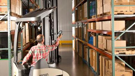 راهکارهای زبراسیا - انبار - Warehouse